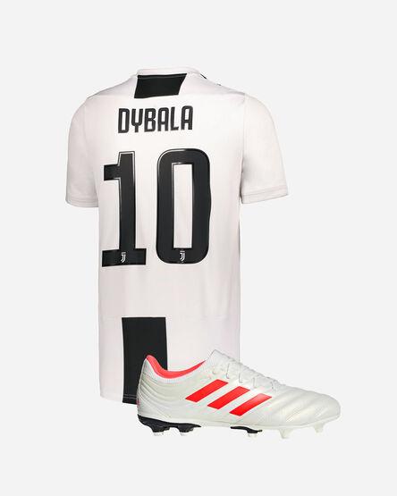 adidas SET DYBALA HOME 18/19 + SCARPA COPA 19.3 FG