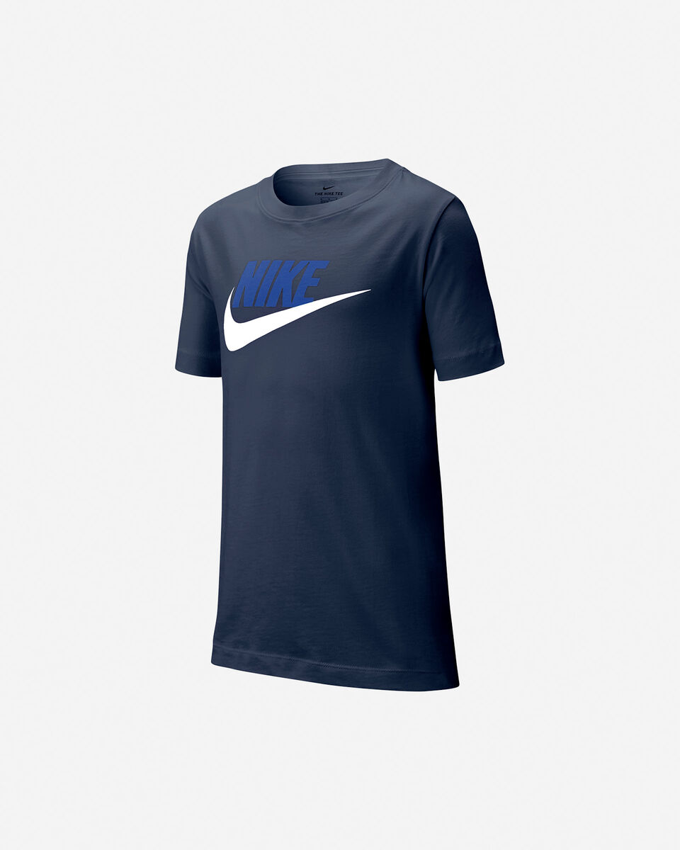 T-Shirt NIKE BIG LOGO JR S5162702 scatto 0