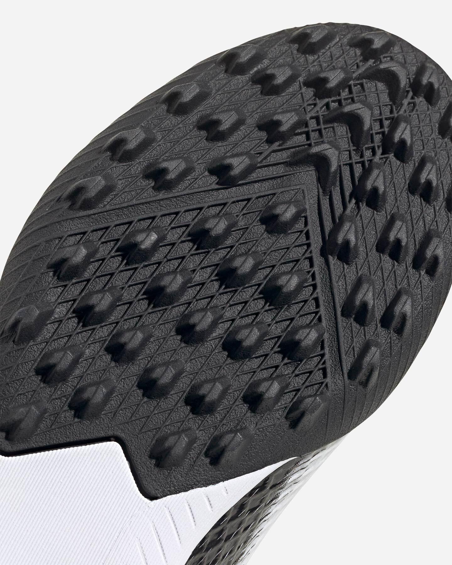 Scarpe calcio ADIDAS X GHOSTED.3 LL TF JR S5216986 scatto 4