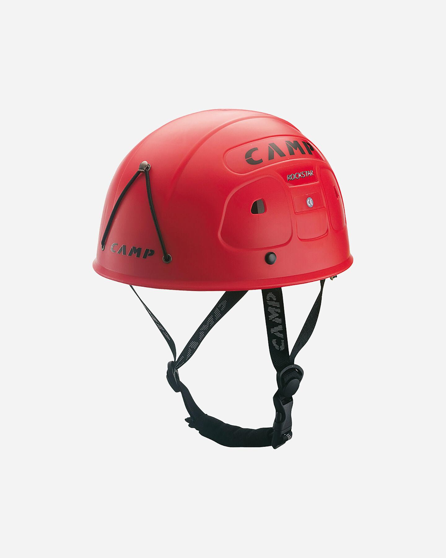 Casco alpinismo CAMP CASCO CAMP ROCK STAR 202.01 S0009957 scatto 0