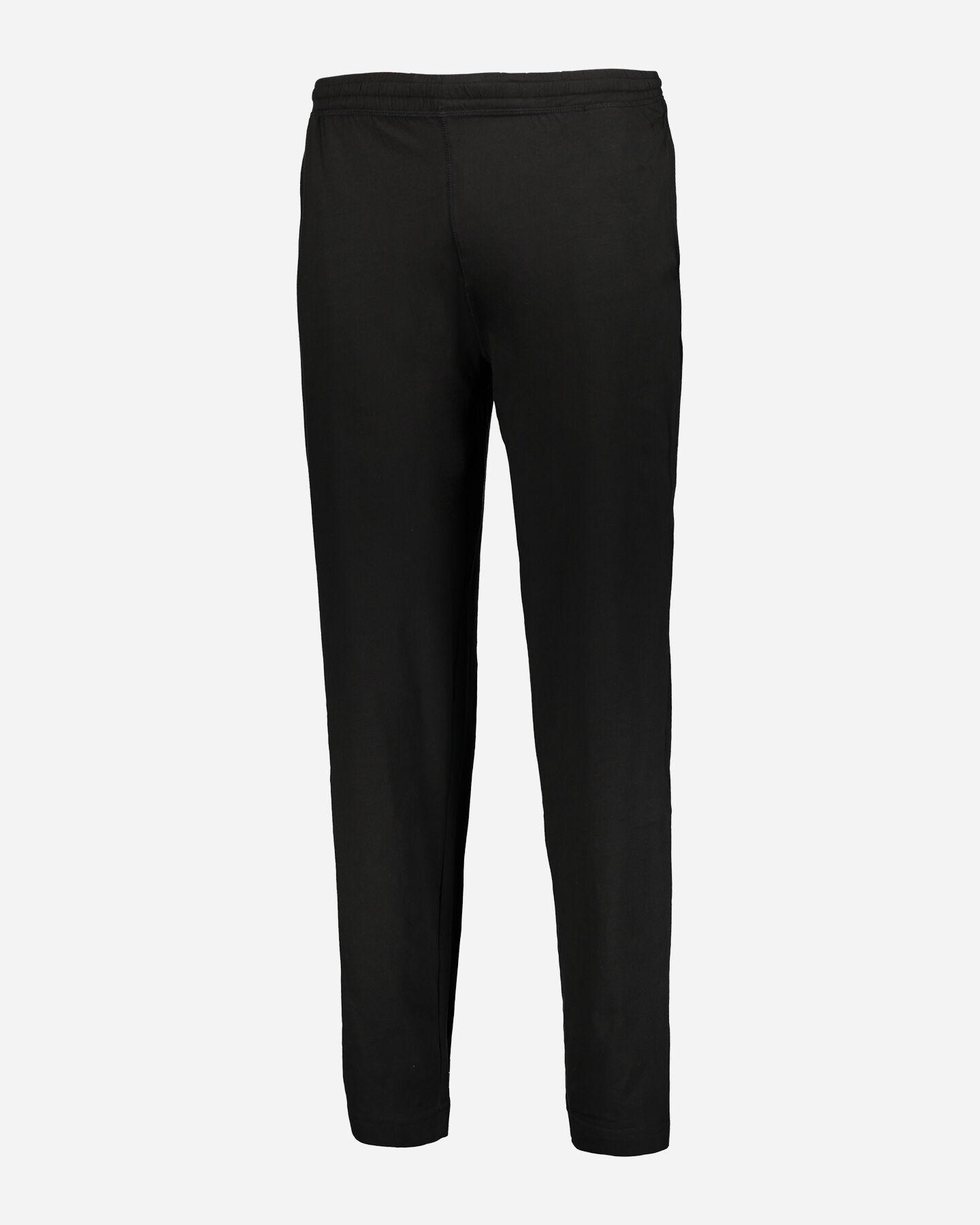 Pantalone ABC JERSEY DRITTO M S1298335 scatto 4