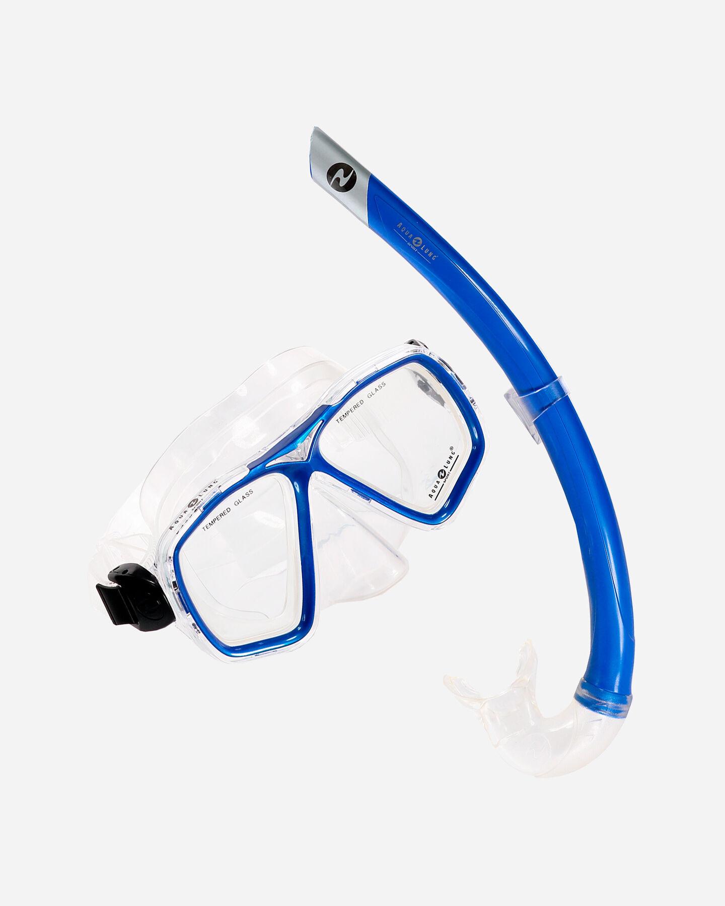 Kit snorkeling AQUALUNG SPORT ACAPULCO+BULA S1299382|660|UNI scatto 0