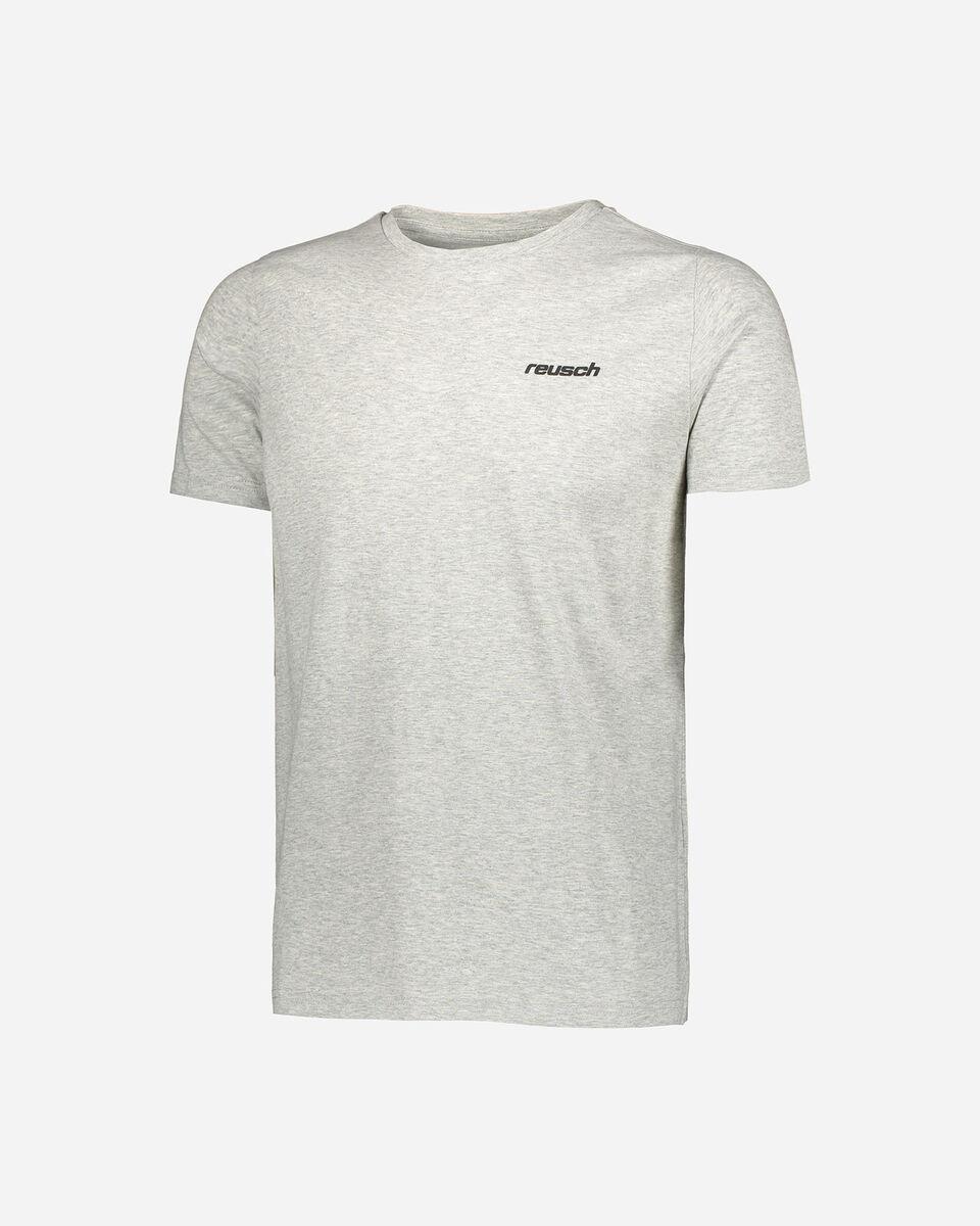 T-Shirt REUSCH NANO TECH LOGO M S4077047 scatto 0