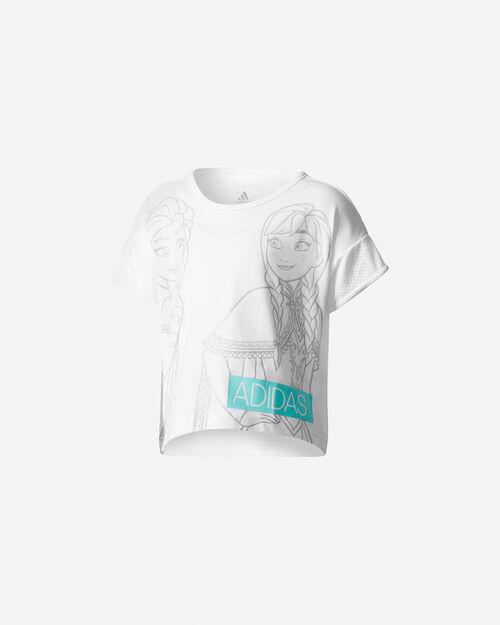 T-Shirt ADIDAS DISNEY FROZEN BOXY JR