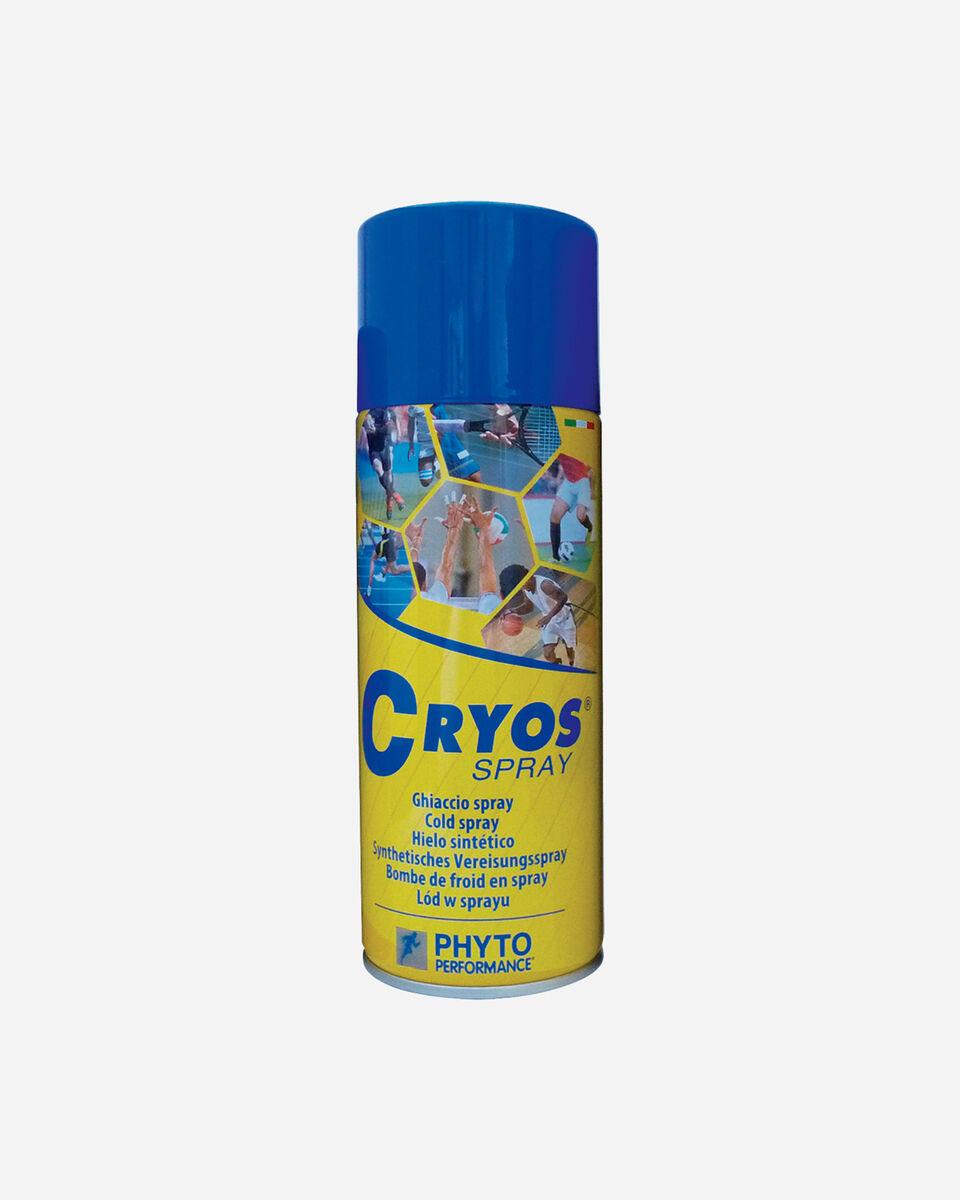 Gioco sport PHYTO PERFORMANCE GHIACCIO SPRAY CRYOS 400ML  S0183397|9999|UNI scatto 0