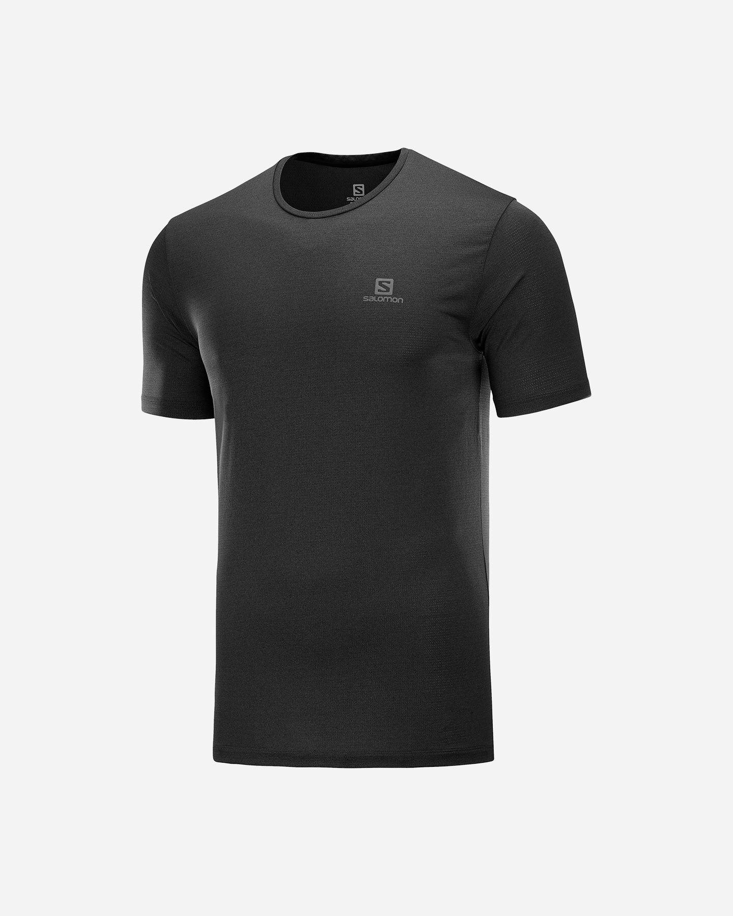T-Shirt SALOMON AGILE TRAINING M S5173875 scatto 0
