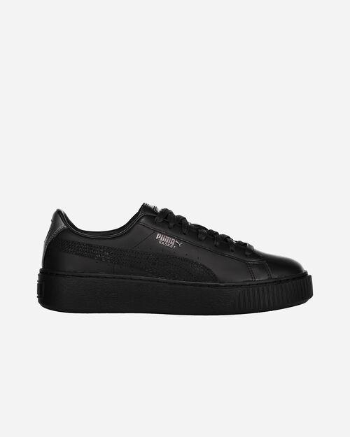 8dcccd77688af3 Scarpe Sneakers Puma Basket Platform Euphoria W 367850-001 | Cisalfa ...