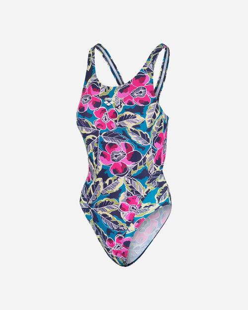 Costume piscina ARENA TROPICAL SKETCH W
