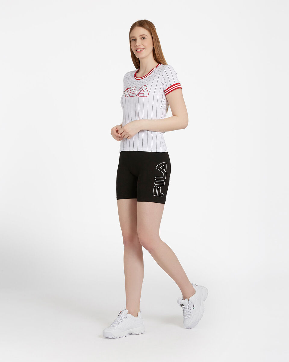 T-Shirt FILA STRIPES W S4074257 scatto 1