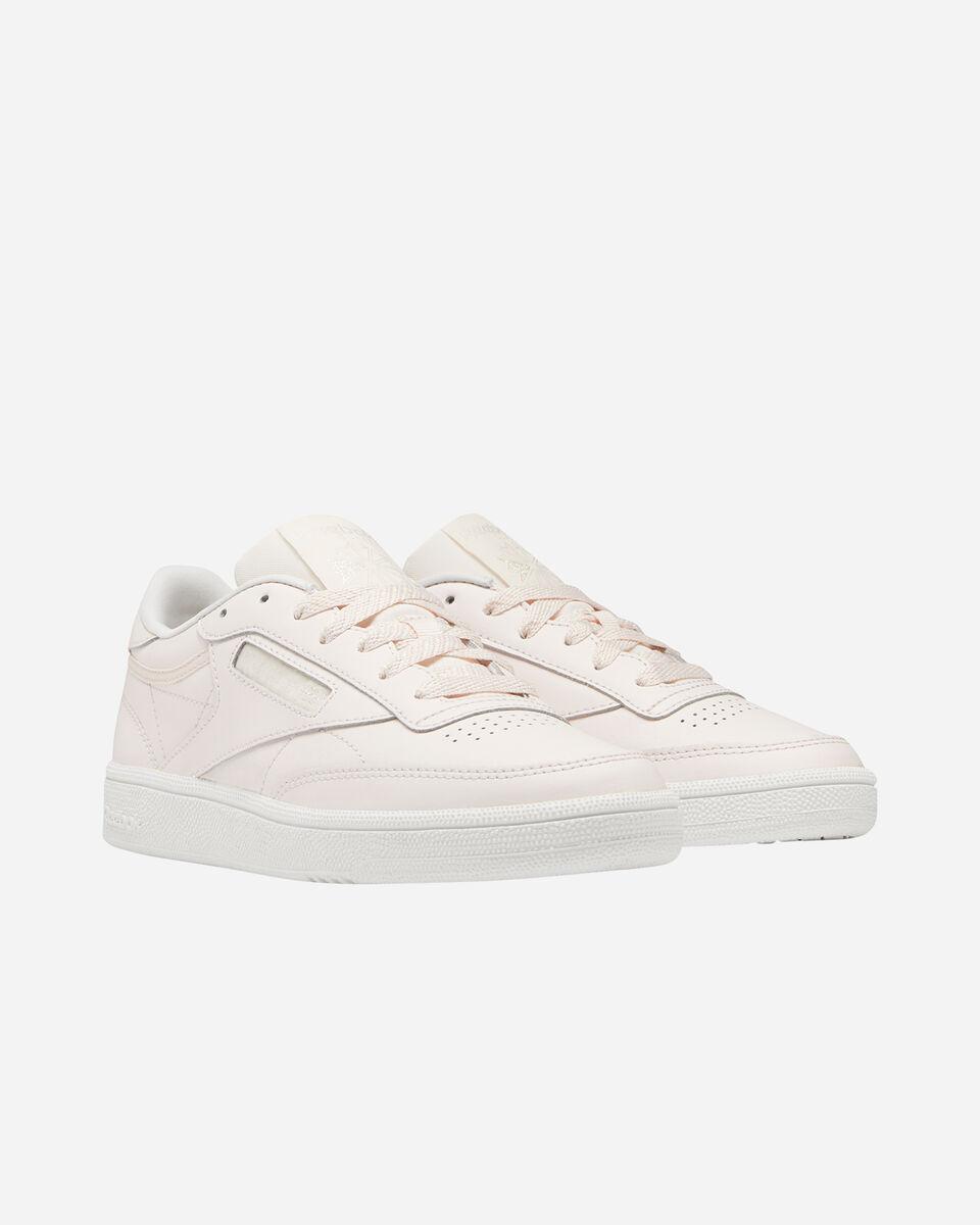 Scarpe sneakers REEBOK CLUB C 85 W S5080906 scatto 1