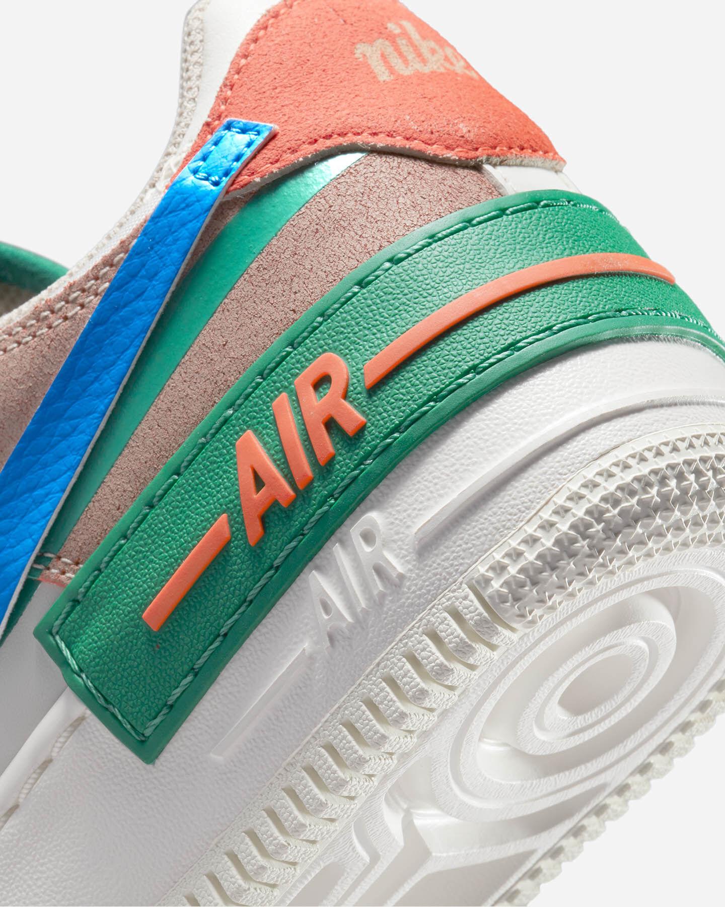 Scarpe Sneakers Nike Air Force 1 Shadow W CI0919-100 | Cisalfa Sport