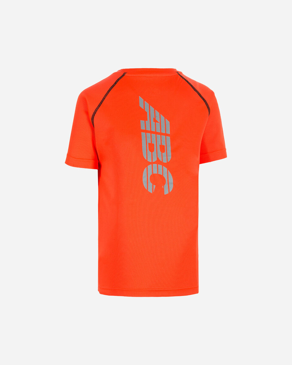 T-Shirt running ABC RUN LOGO JR S4068622 scatto 1
