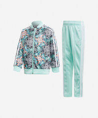 PROMO WEEKEND bambina ADIDAS TRACK SUIT ZOO SST JR