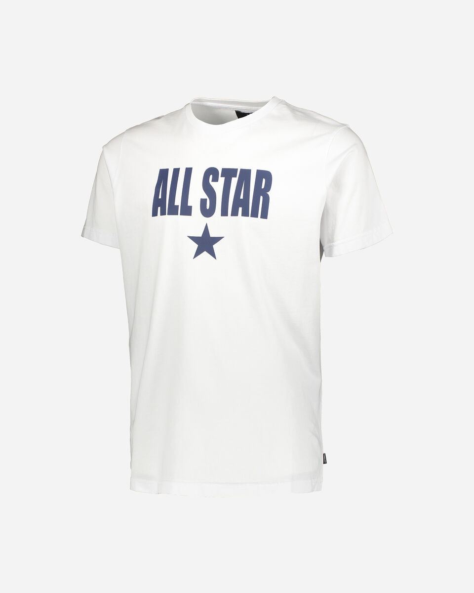 T-Shirt CONVERSE ALL STAR M S5296096 scatto 0