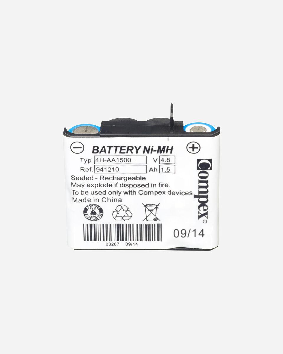 Accessorio elettrostimolatore COMPEX BATTERIA NEW S0644244 9999 UNI scatto 0