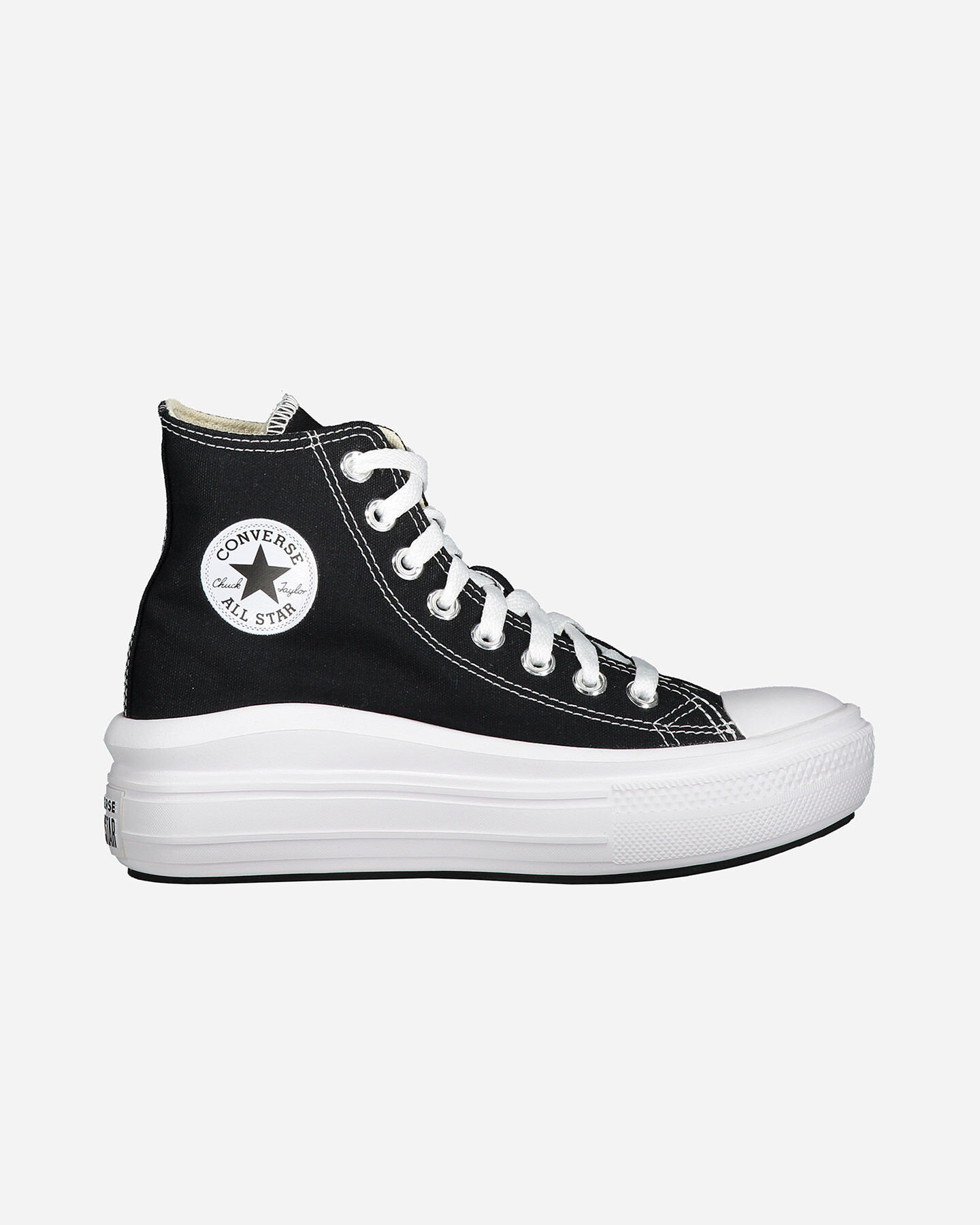 Scarpe sneakers CONVERSE CHUCK TAYLOR ALL STAR MOVE PLATFORM W S5231651 scatto 0