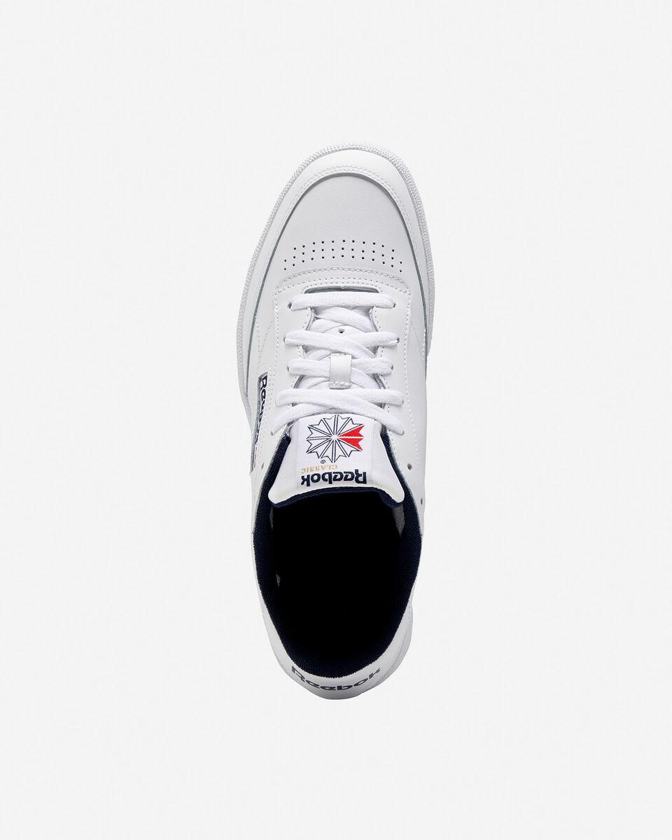 Scarpe sneakers REEBOK CLUB C 85 M S2011674 scatto 4