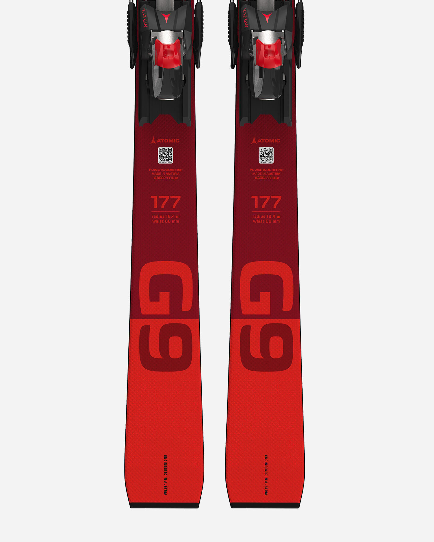 Sci ATOMIC REDSTER G9 + X 12 TL GW AASS02376 S5253190 scatto 2