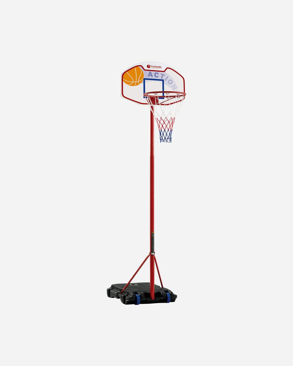Attrezzatura basket GARLANDO EL PASO S1270500|N.D.|UNI scatto 0