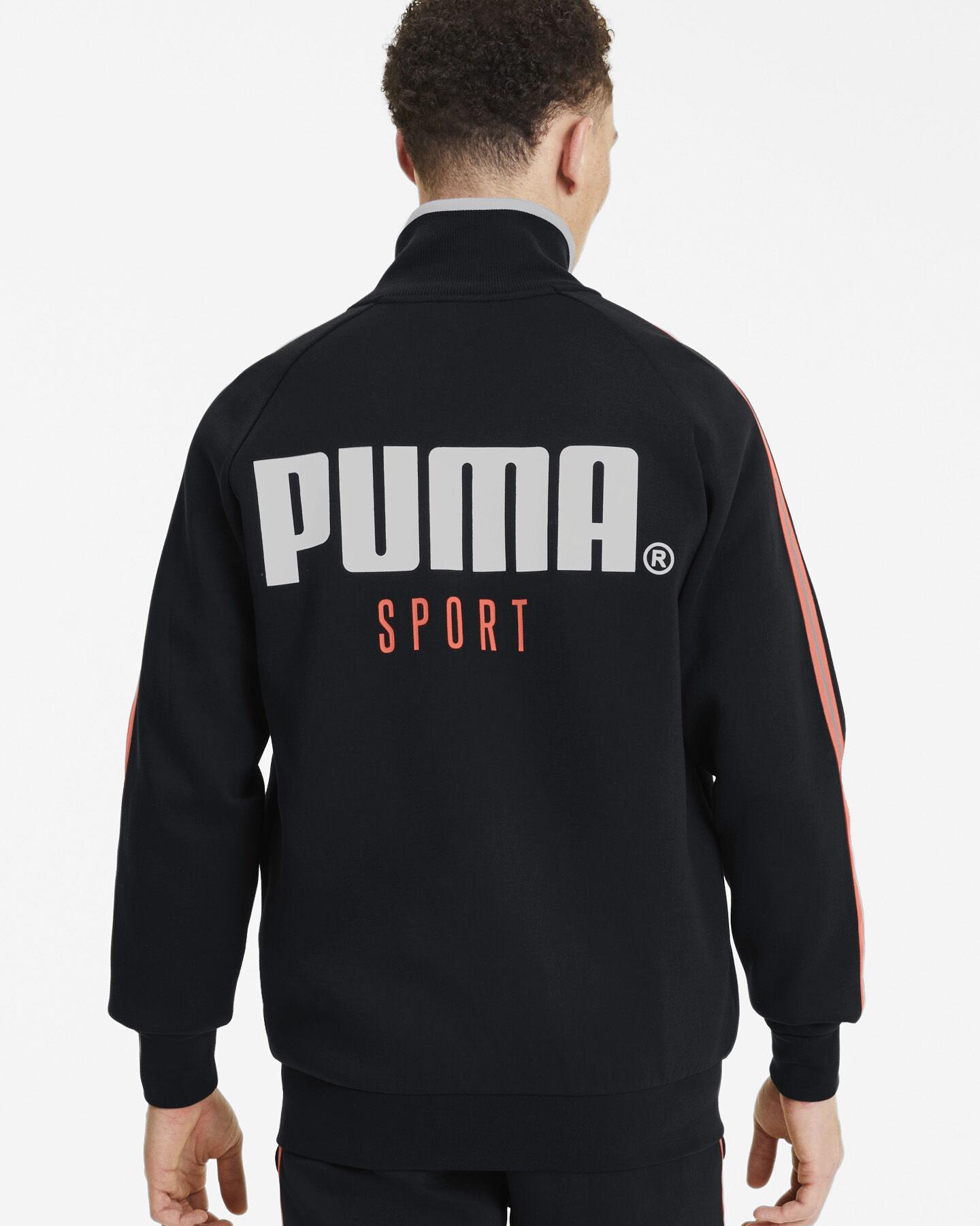 Felpa PUMA SPORT TRACK M S5182811 scatto 3