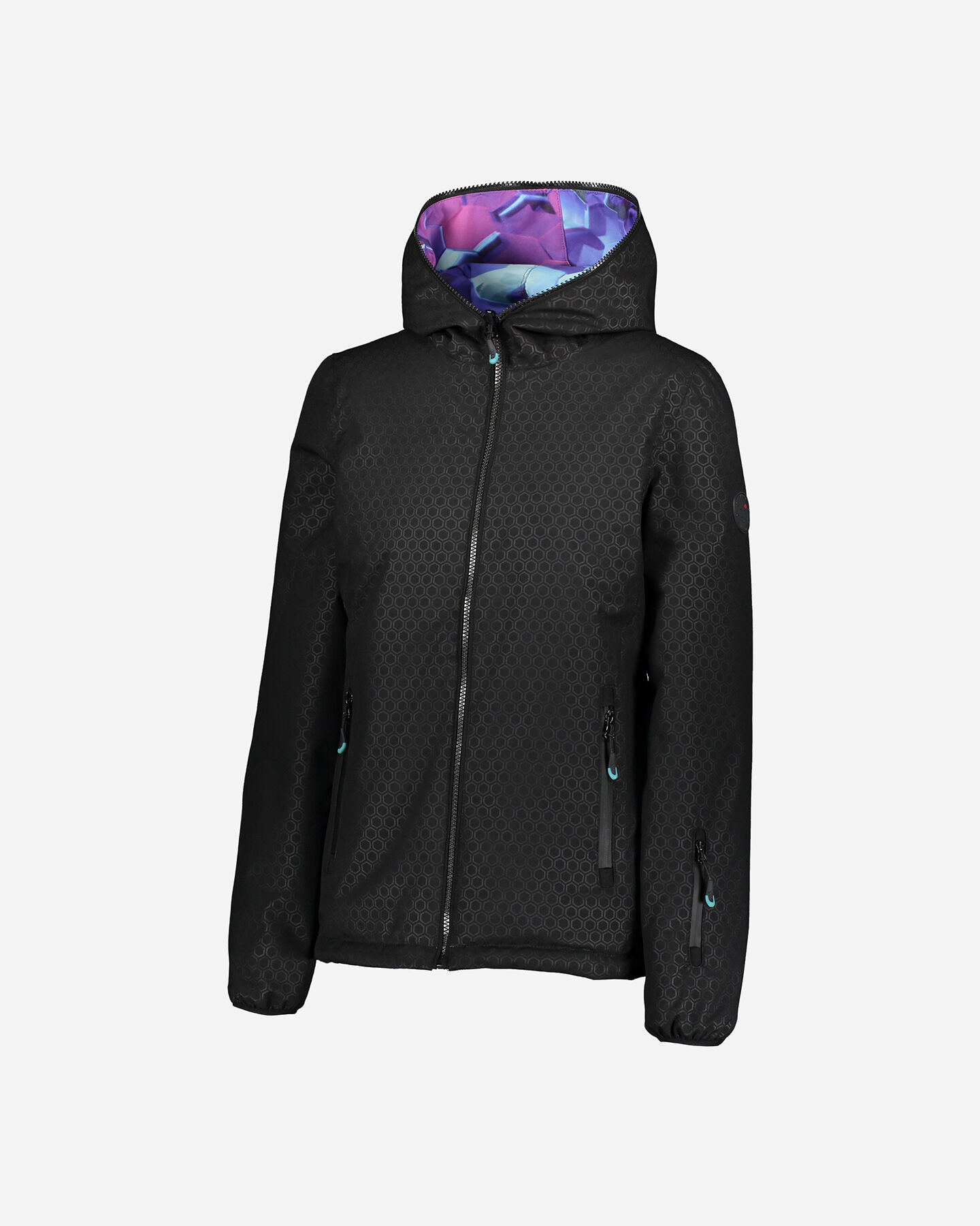 Giacca snow MISTRAL REVERSIBLE W S4069411 scatto 3