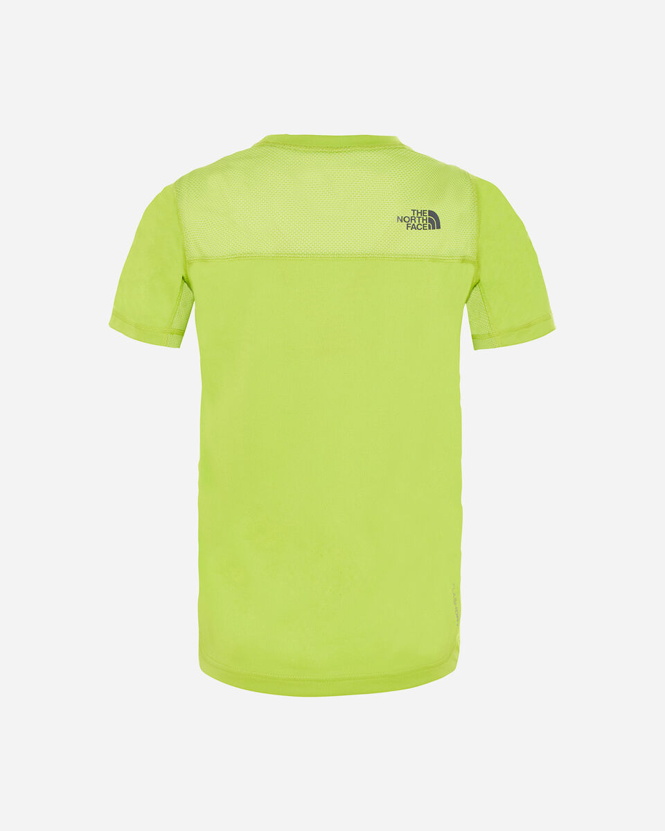 T-Shirt THE NORTH FACE REACTOR JR S5018648 scatto 1