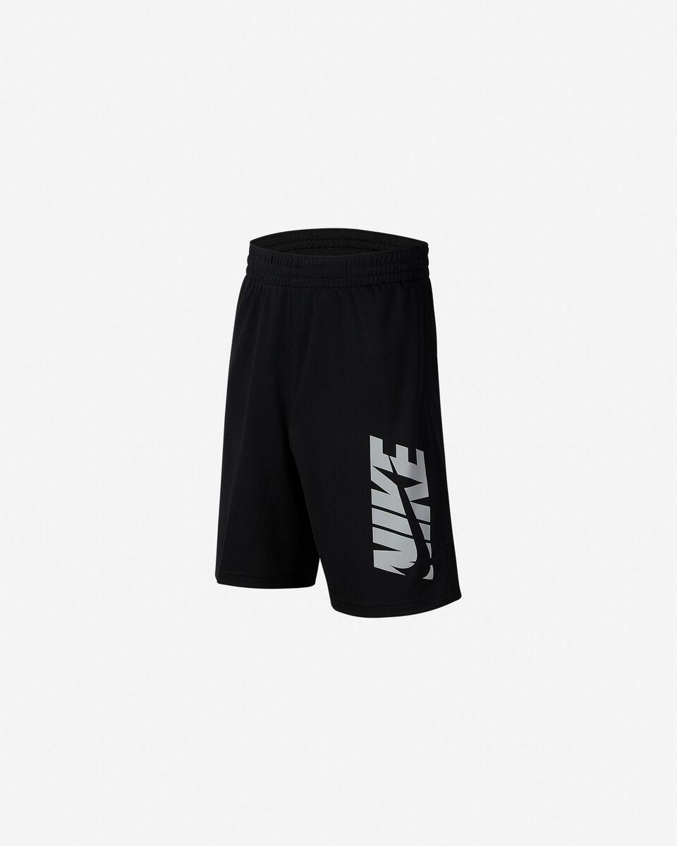 Pantaloncini NIKE DRI-FIT JR S5164554 scatto 0