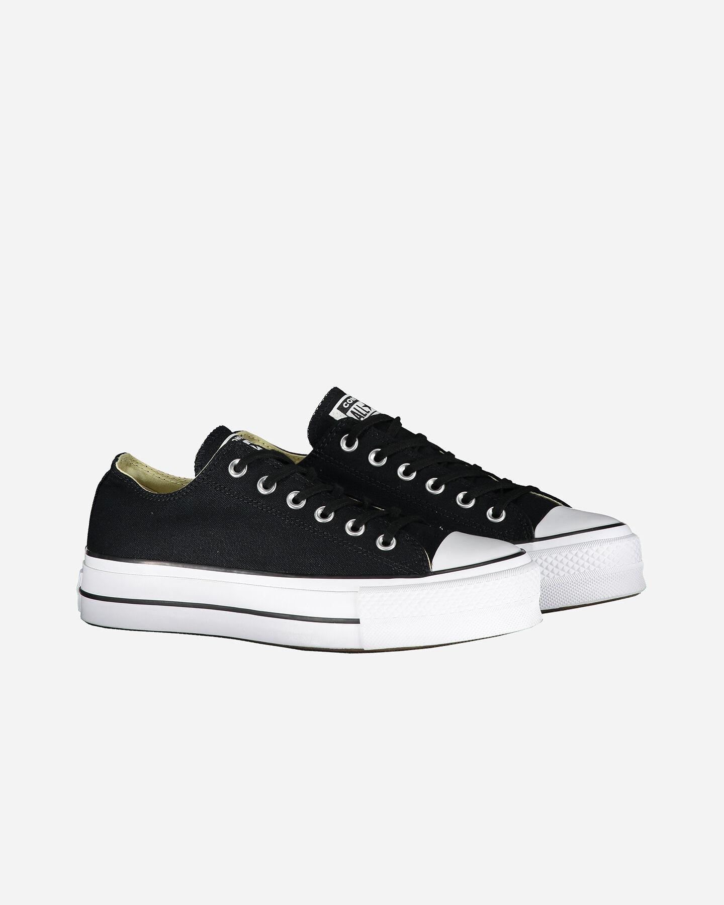 Scarpe sneakers CONVERSE CHUCK TAYLOR ALL STAR HI LIFT W S4046983 scatto 1
