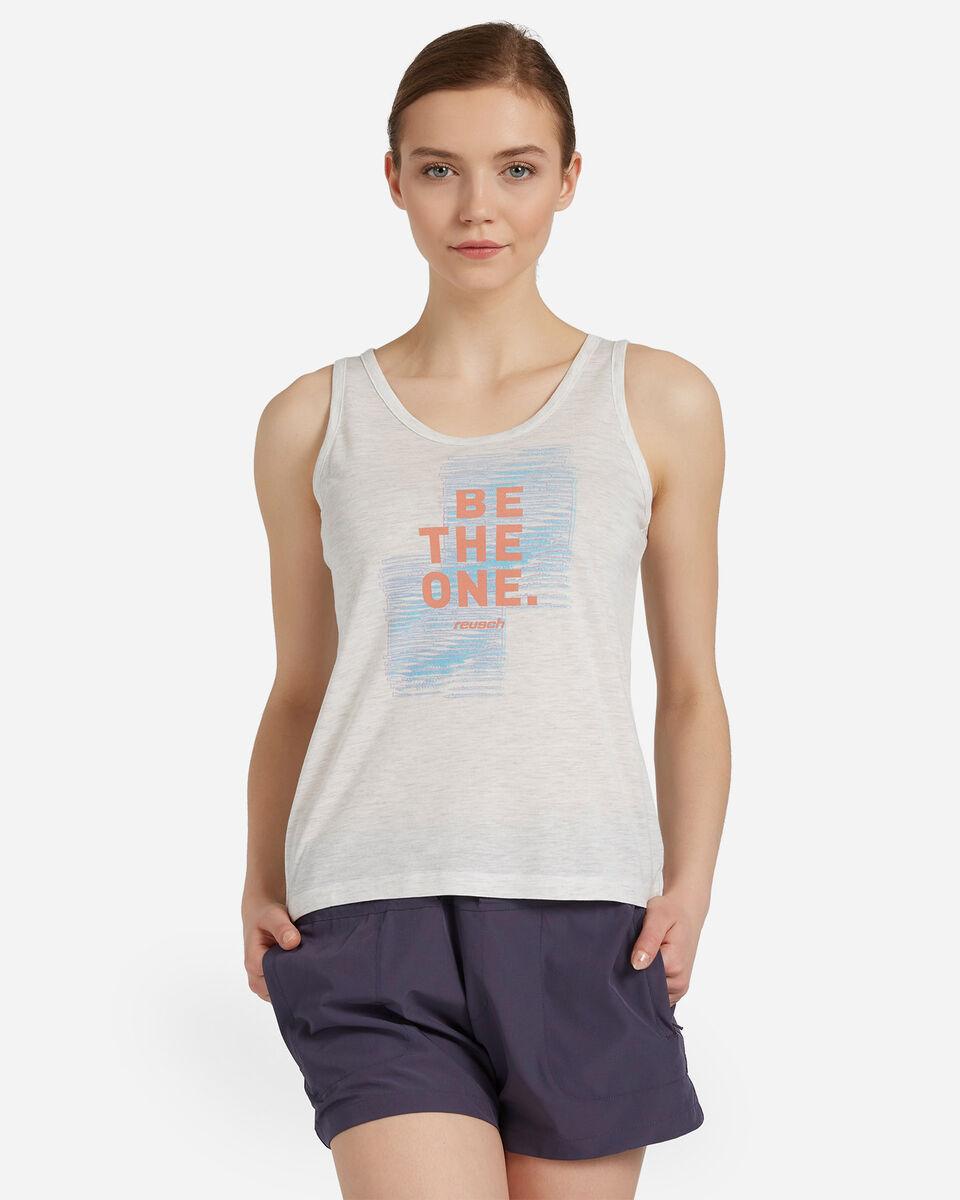 T-Shirt REUSCH PRINTED OPTICAL W S4087254 scatto 0