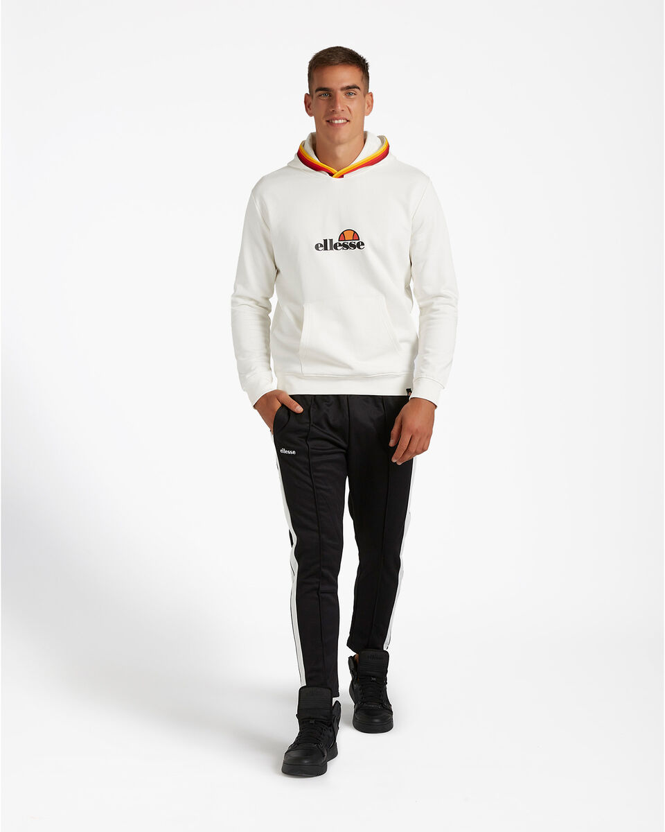 Felpa ELLESSE RAINBOW SMALL LOGO M S4081230 scatto 3