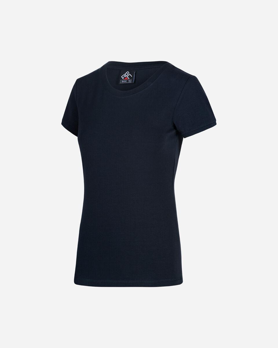 T-Shirt ABC MC GC BASIC W S1298297 scatto 0