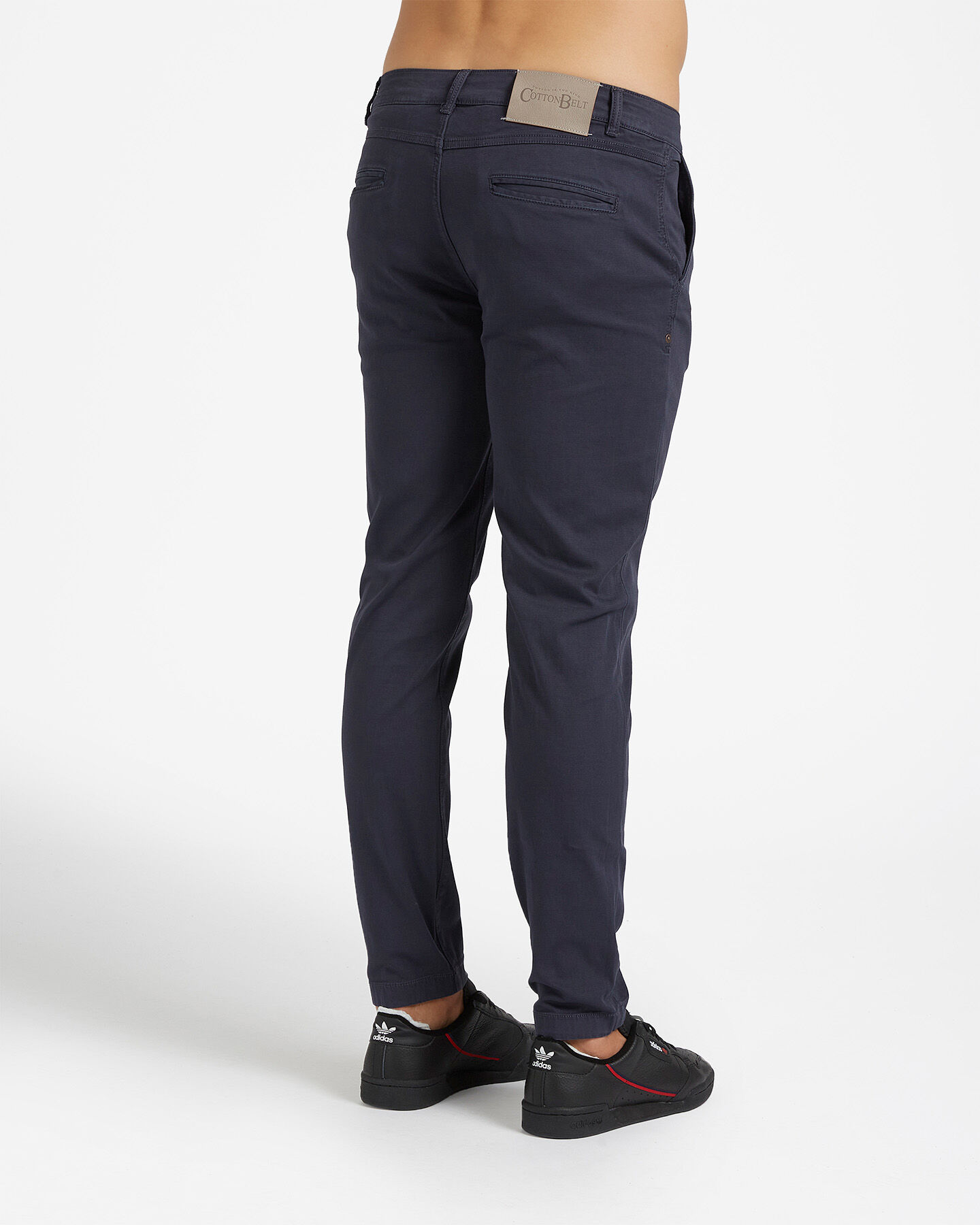 Pantalone COTTON BELT CHINO SLIM M S4076641 scatto 1