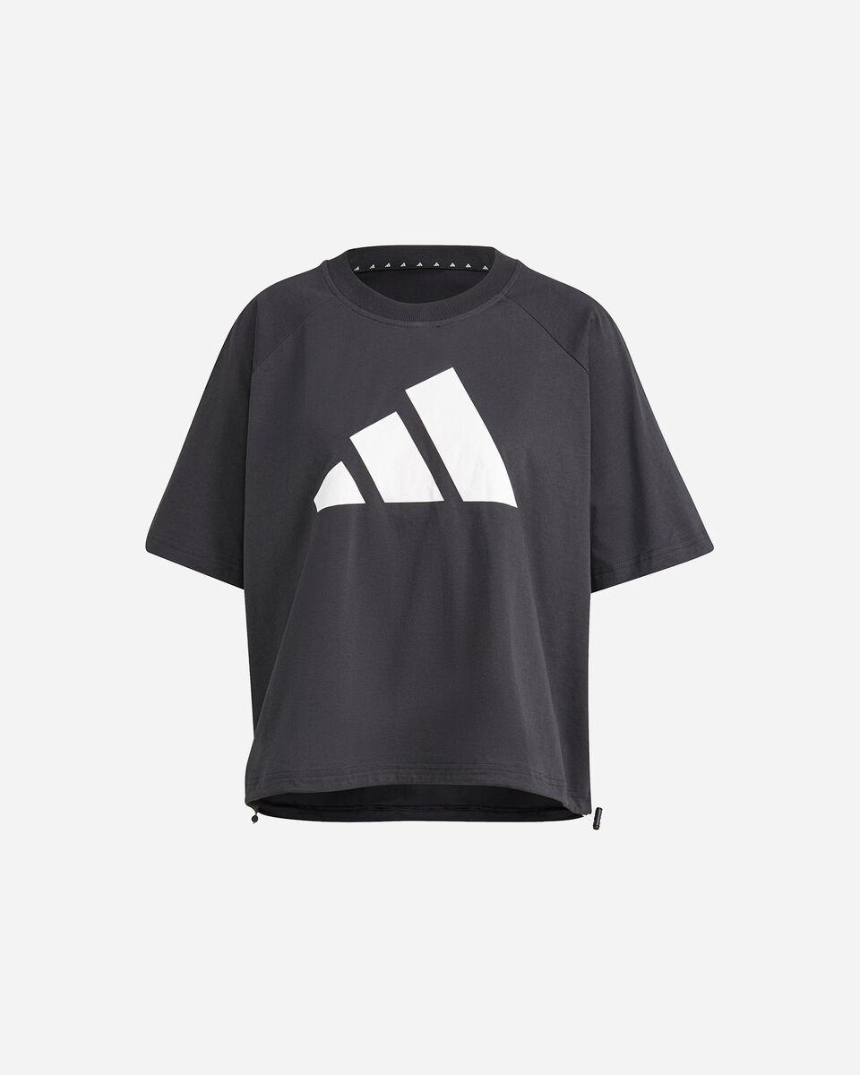 T-Shirt ADIDAS LOGO W S5275229 scatto 0