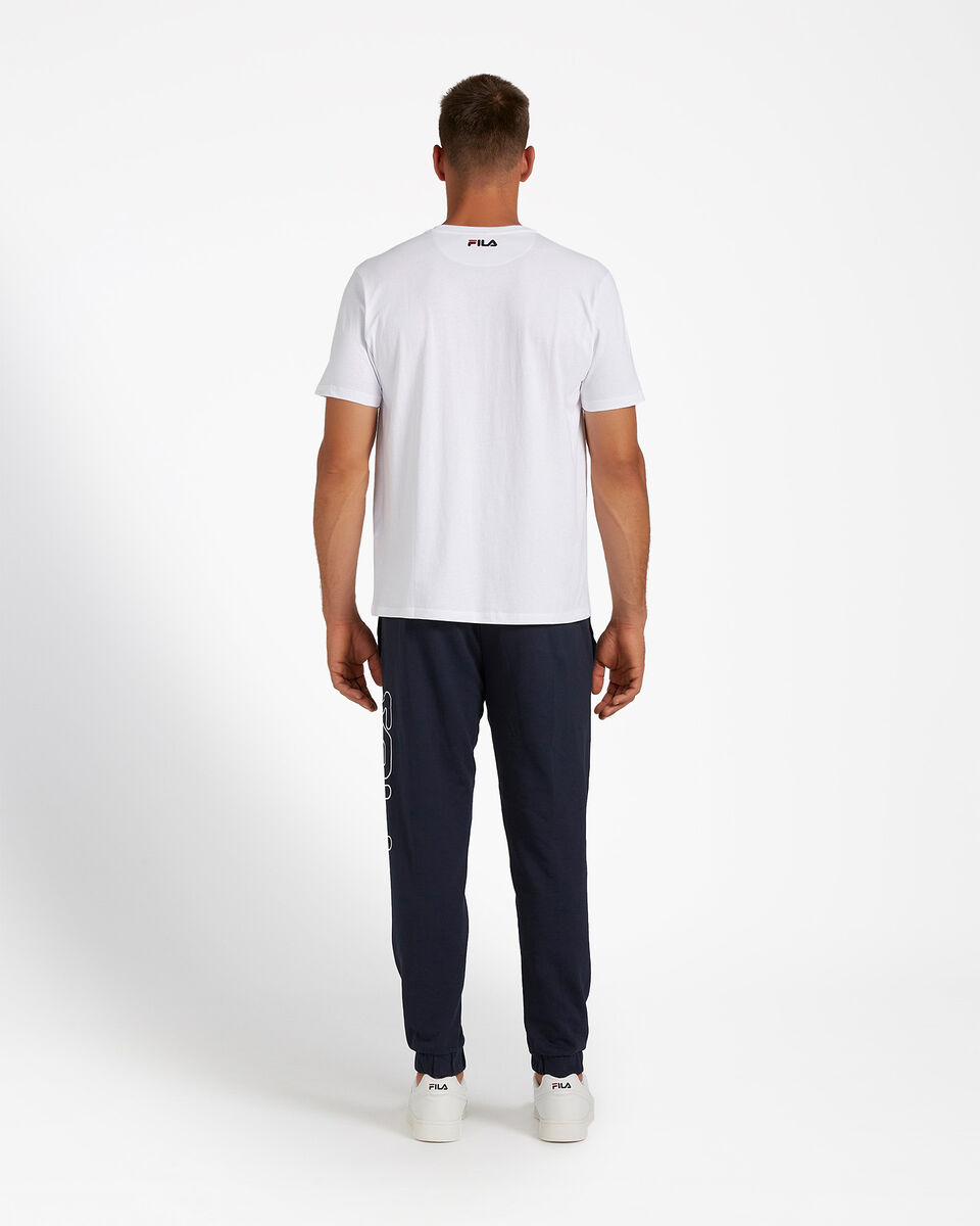 T-Shirt FILA LOGO VINTAGE M S4081034 scatto 2