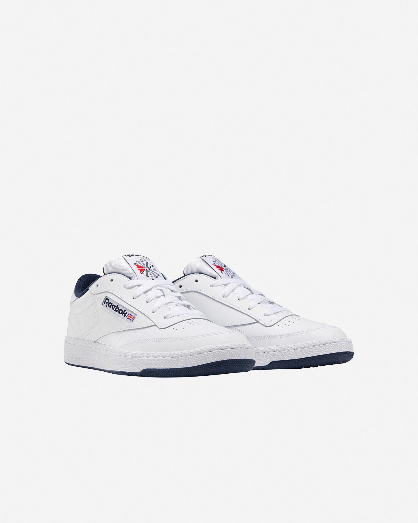 Scarpe sneakers REEBOK CLUB C 85 M S2011674 scatto 1