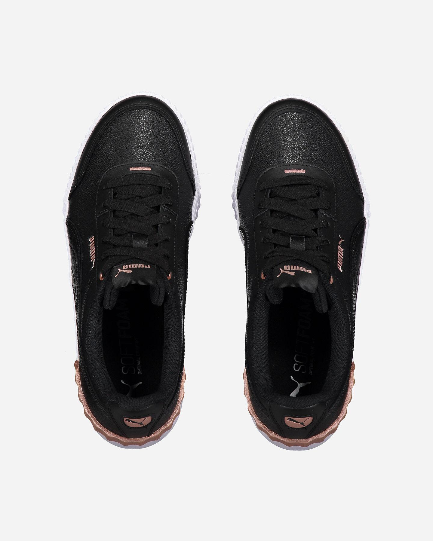 Scarpe sneakers PUMA CARINA LIFT POP METTALIC W S5339477 scatto 3