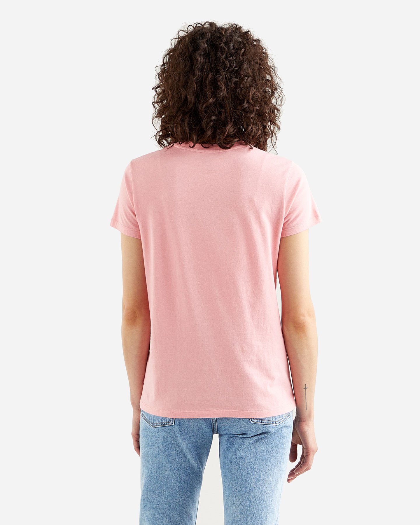 T-Shirt LEVI'S LOGO BATWING ST LEAF W S4088772 scatto 2