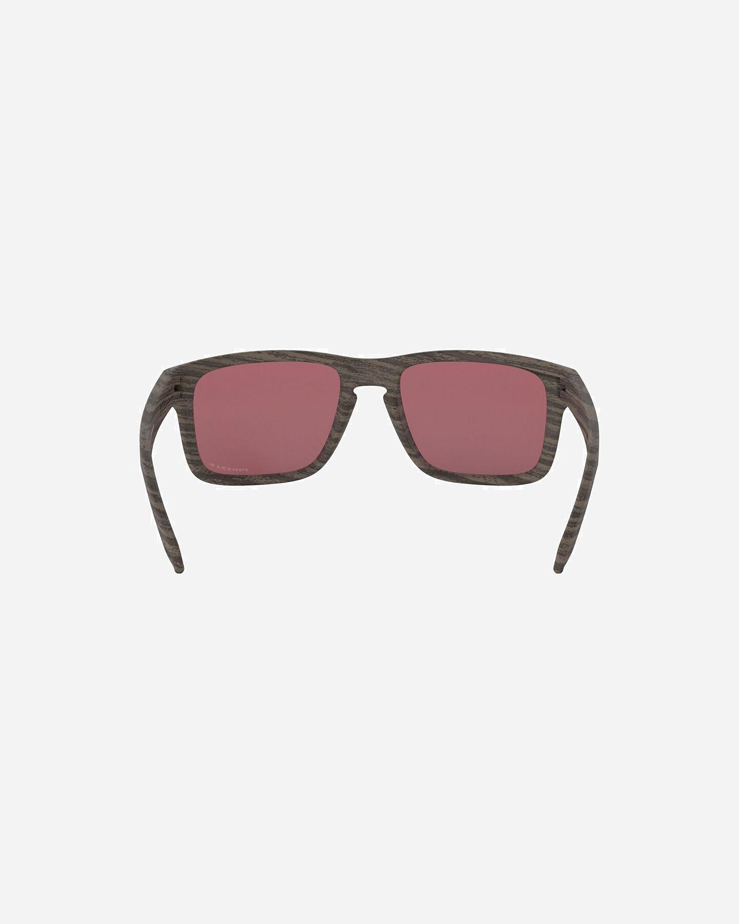Occhiali OAKLEY HOLBROOK WOODGRAIN PRIZM S4002501|9999|UNI scatto 3
