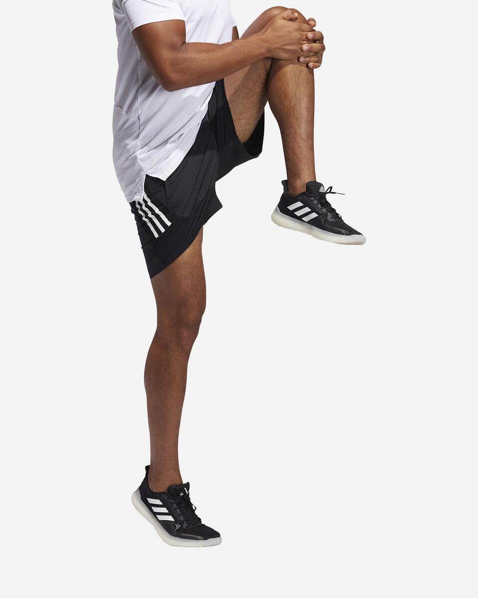Pantalone training ADIDAS AERO 3 STRIPES PRIMEBLUE M S5275283 scatto 3