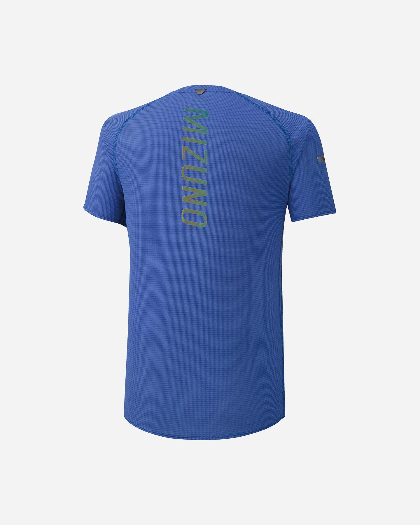 T-Shirt running MIZUNO DRYAEROFLOW M S5167356 scatto 1