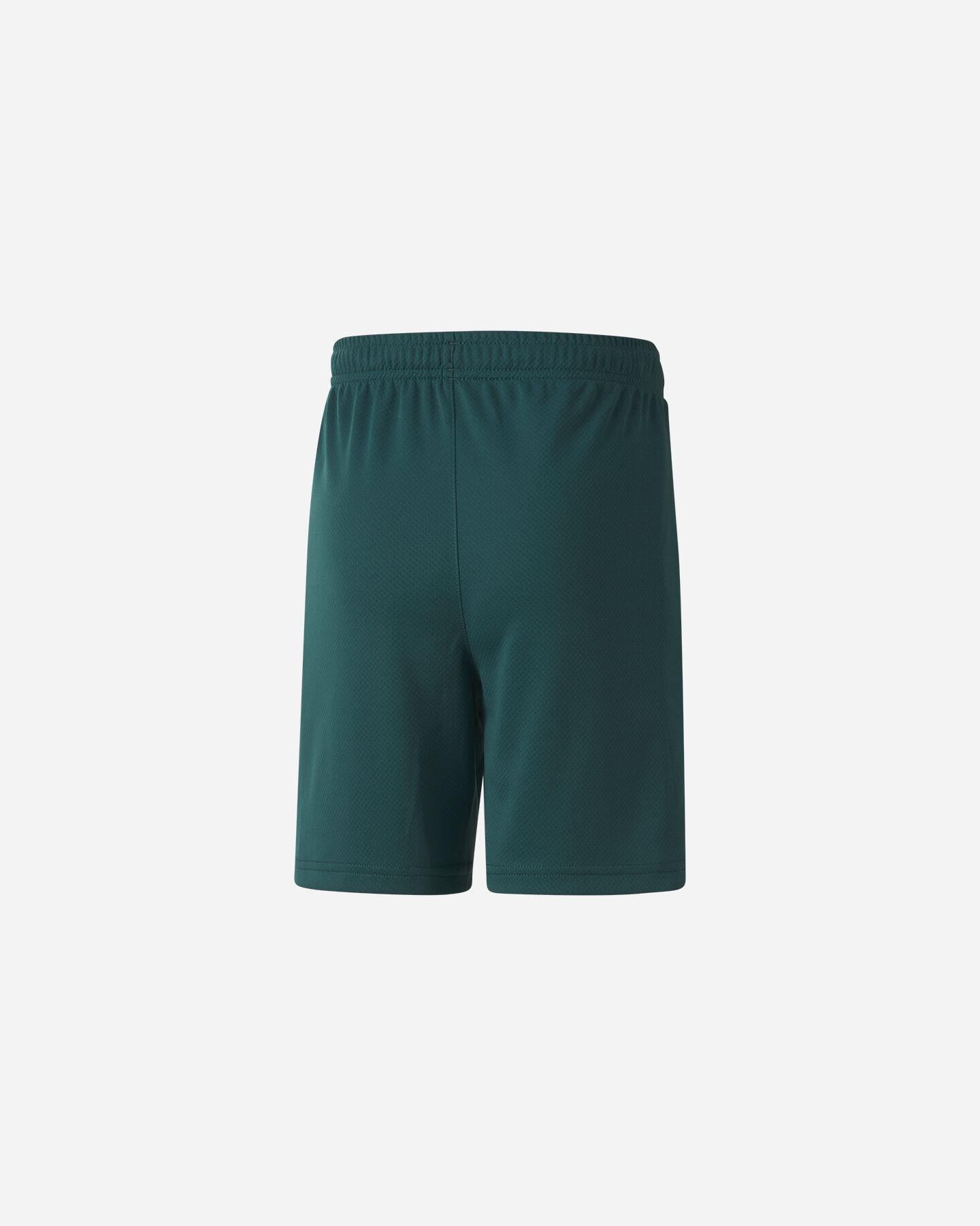 Pantaloncini calcio PUMA ITALIA FIGC THIRD JR S5172833 scatto 1