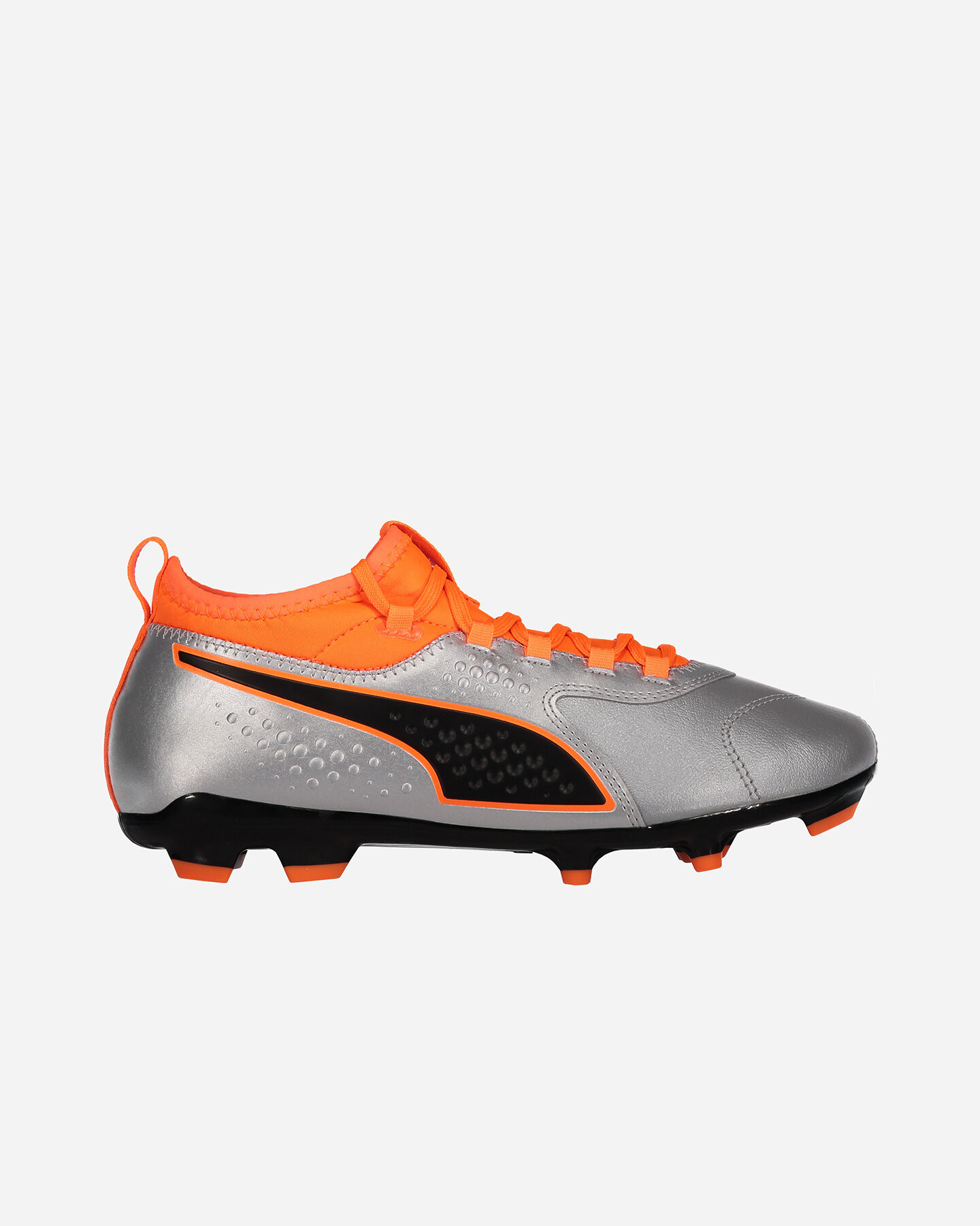 Calcio Fg Leather One unisex Jr Puma 3 Bambino pq8pwz