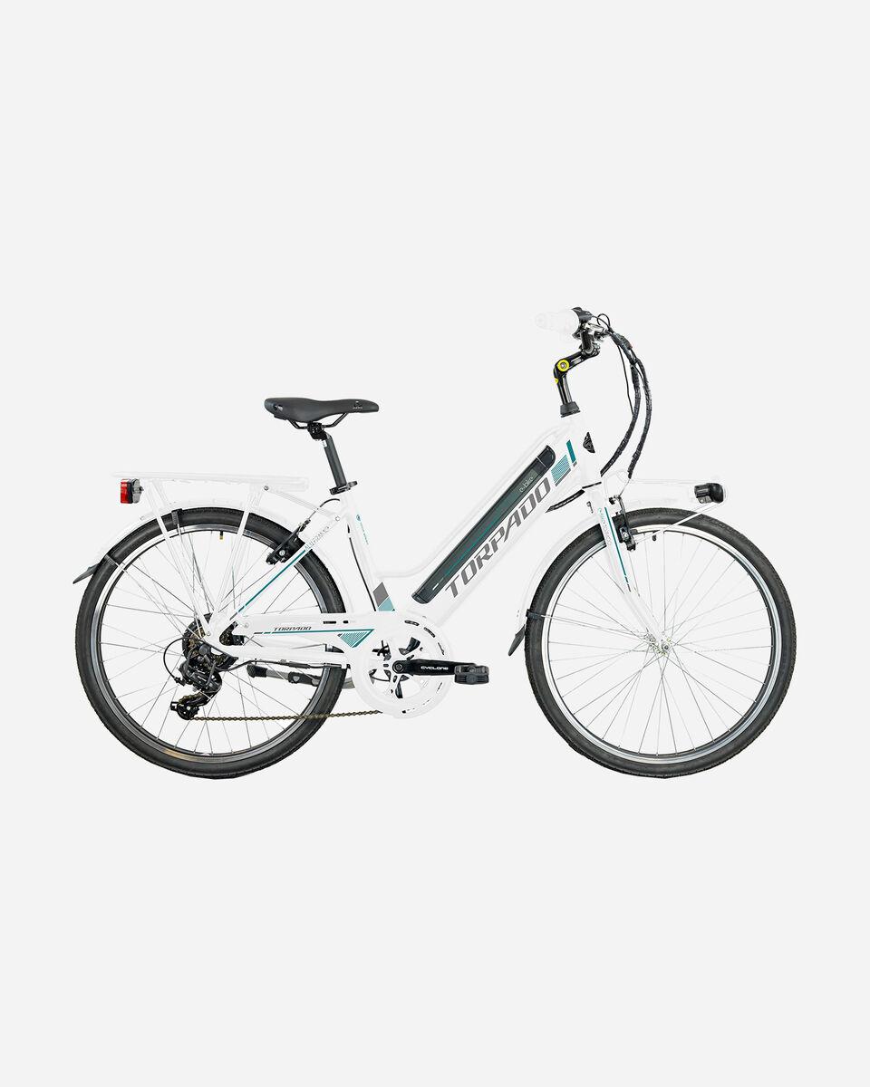 Bici elettrica TORPADO E-BIKE VENUS 7V S4074048 1 UNI scatto 0