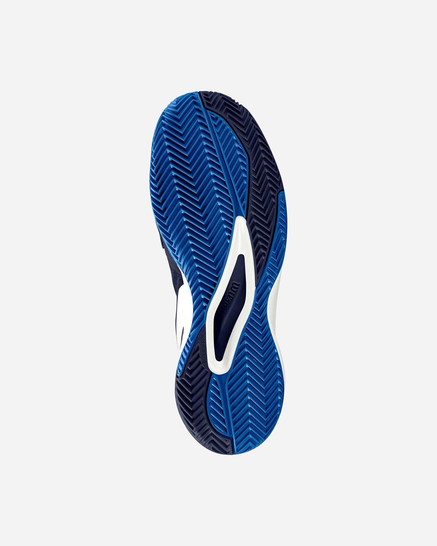Scarpe tennis WILSON RUSH PRO 3.0 CLAY M S5174289 scatto 2
