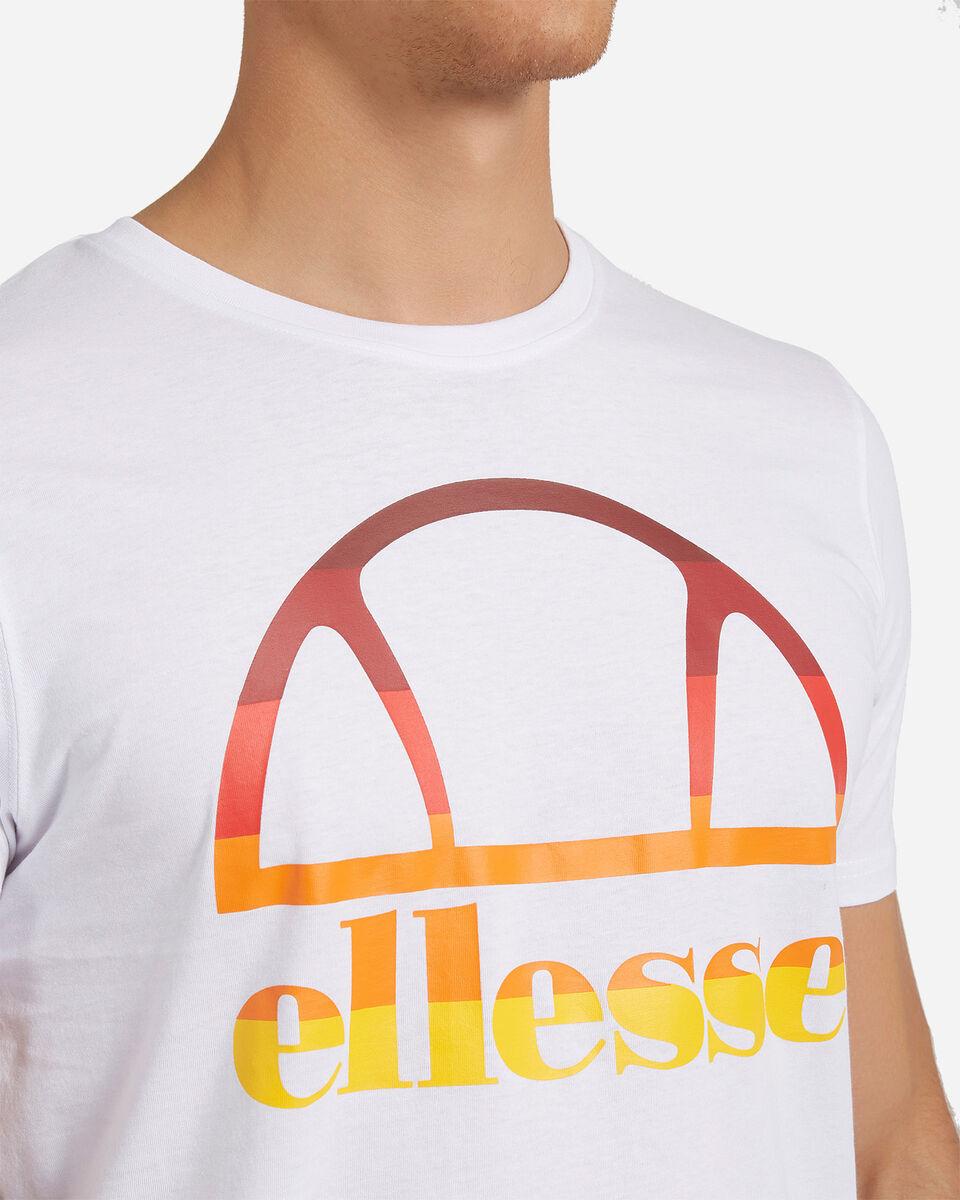 T-Shirt ELLESSE RAINBOW M S4073848 scatto 4