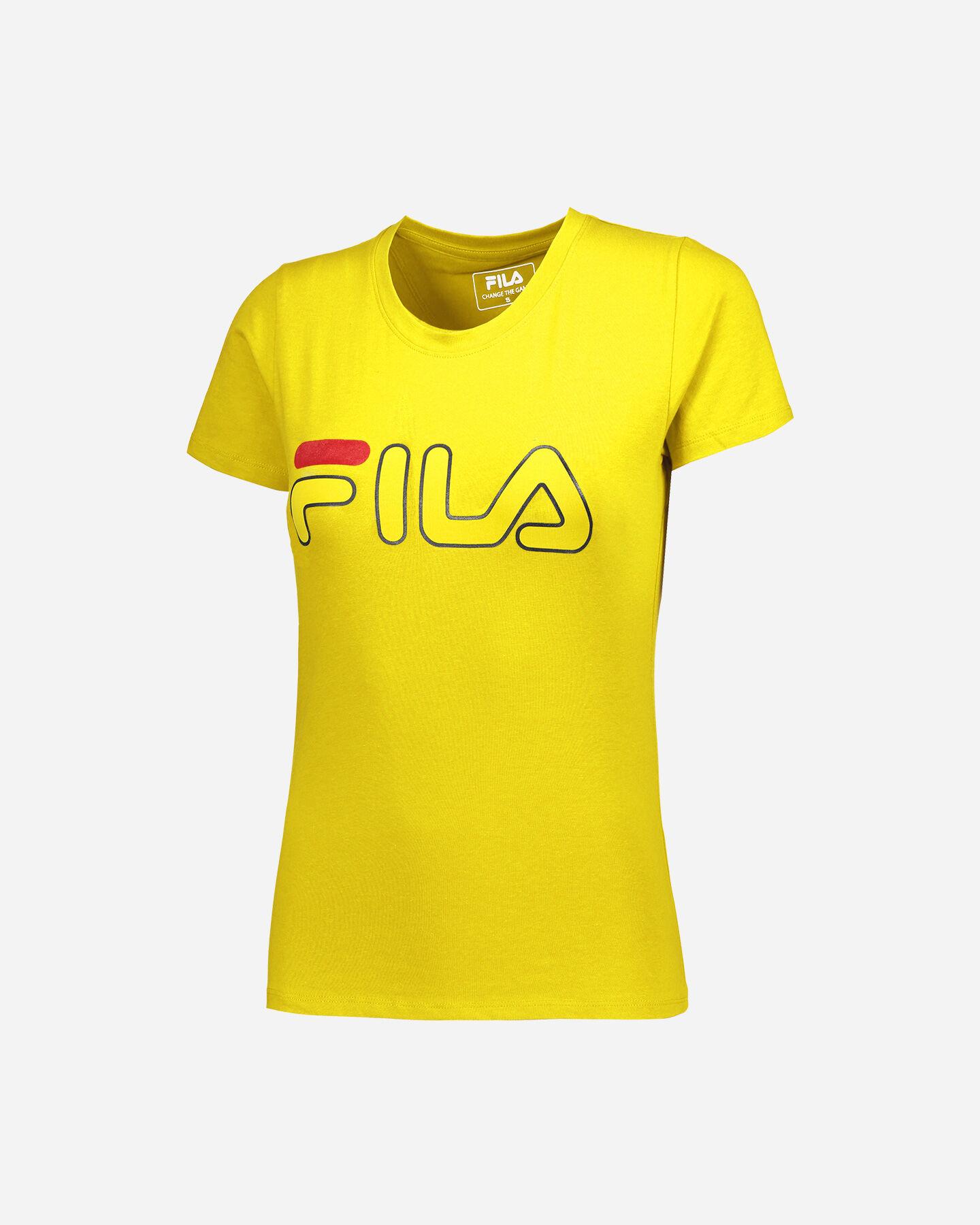 T-Shirt FILA LOGO W S4067235 scatto 5