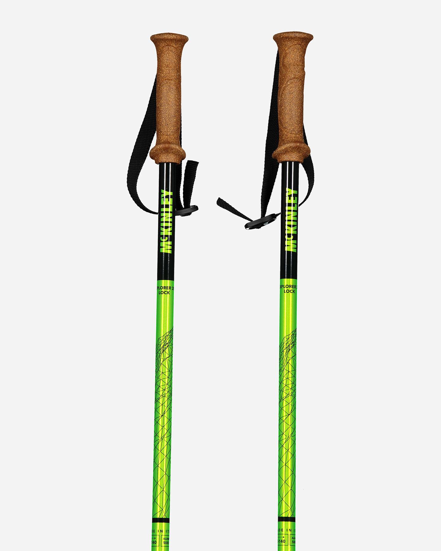 Bastoncini trekking MCKINLEY EXPLORE 200 LOCK S5083896|UNI|UNI scatto 2