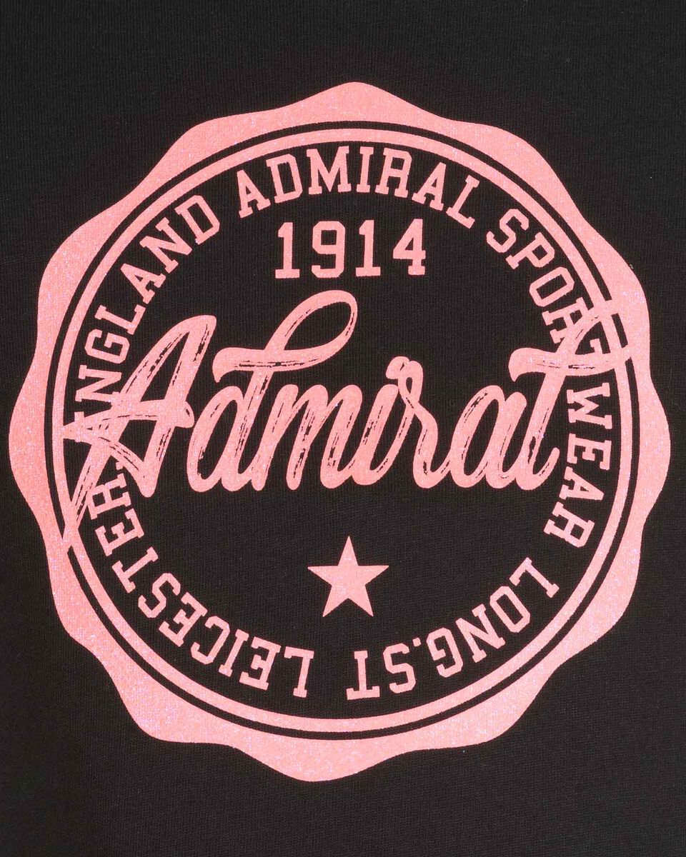 T-Shirt ADMIRAL BASIC JR S4080986 scatto 2