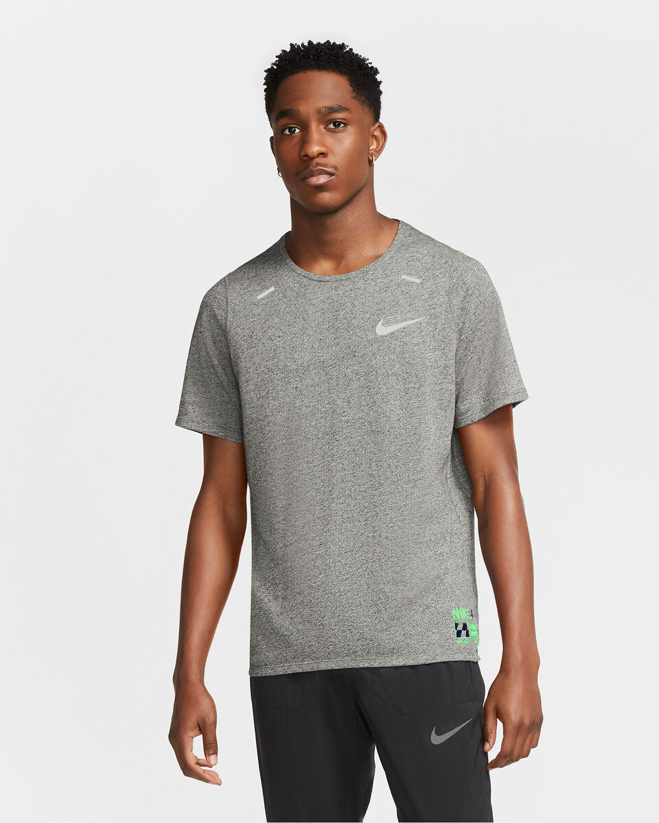 T-Shirt running NIKE RISE 365 FUTURE FAST M S5225510 scatto 2