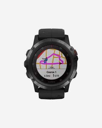 Orologio multifunzione GARMIN FENIX 5X PLUS